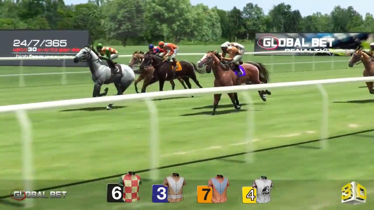 แข่งม้าเสมือนจริง พนันกีฬาออนไลน์ที่ได้รับความนิยมอย่างมาก