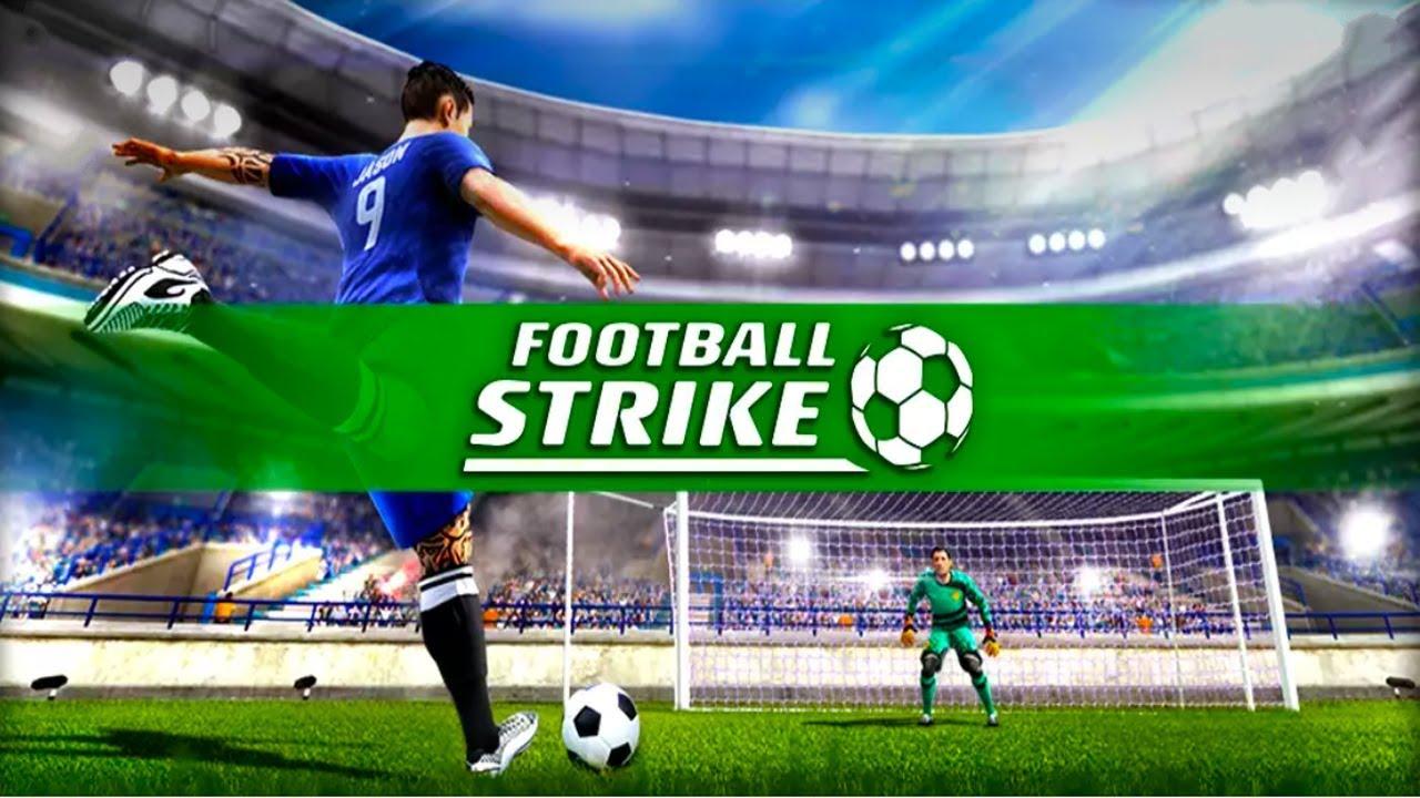 เกมฟุตบอล Football Strike เกมฟุตบอลออนไลน์แนวใหม่ ที่เล่นง่าย และได้เงินจริง