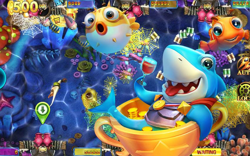เกมยิงปลา Fishermen Gold เกมออนไลน์อีกหนึ่งเกมที่ลุงทุนน้อยแต่กำไรงาม