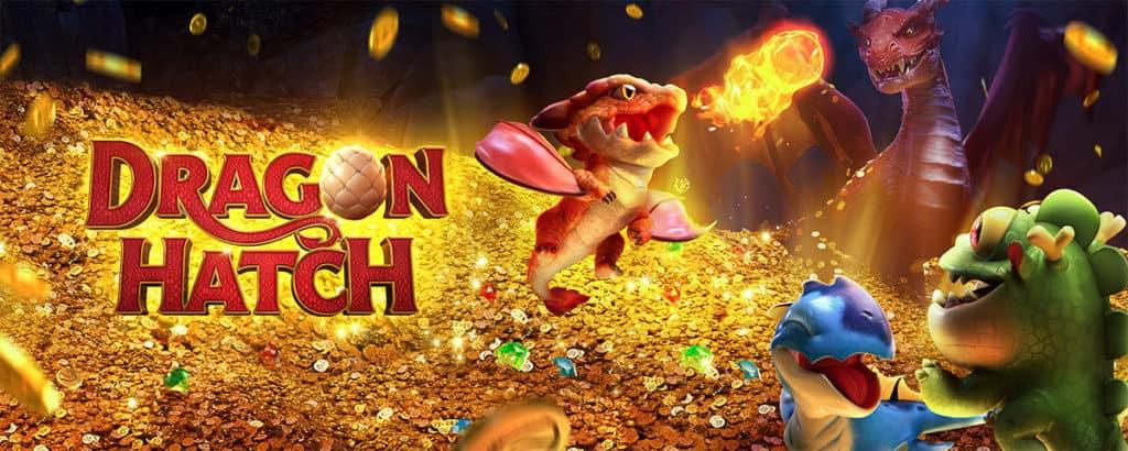 แนะนำเกมสล็อต Dragon-Hatch